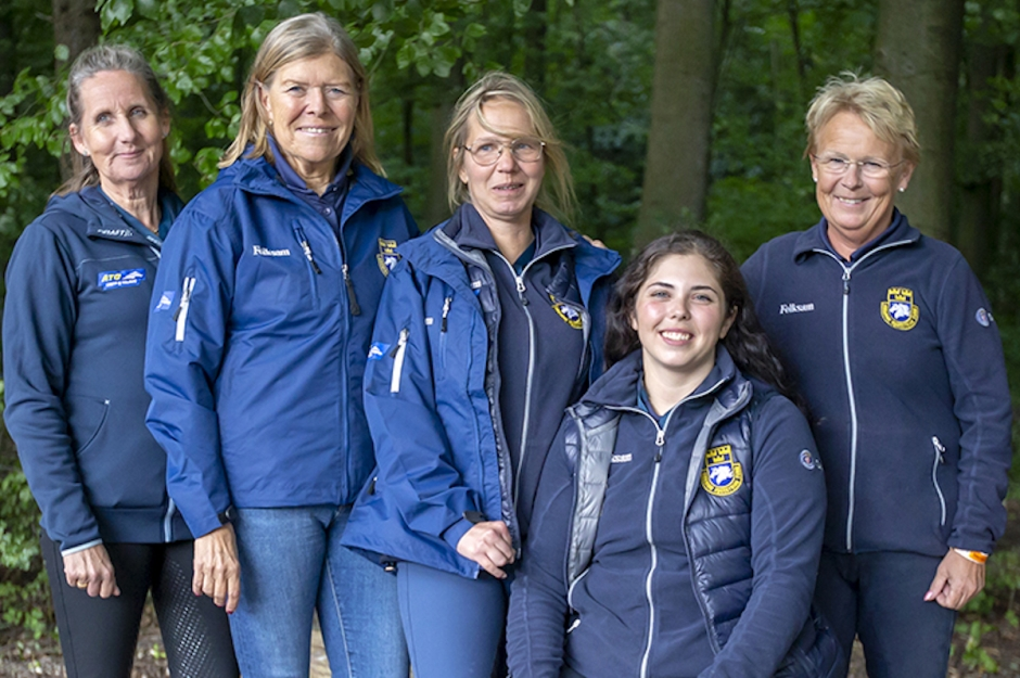 Svenska EM-laget om sina mästerskapshästar