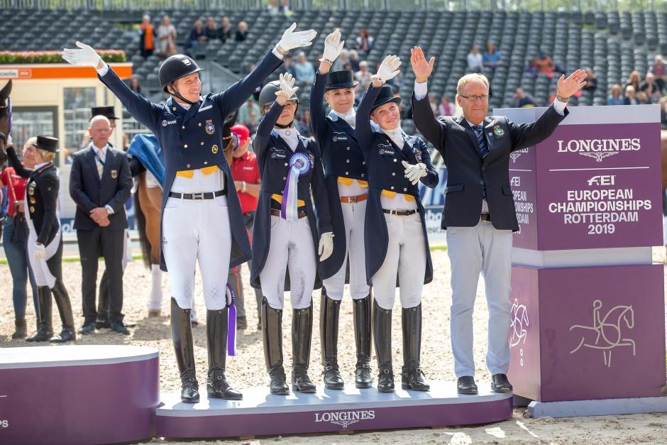 Inget EM i de olympiska grenarna 2021