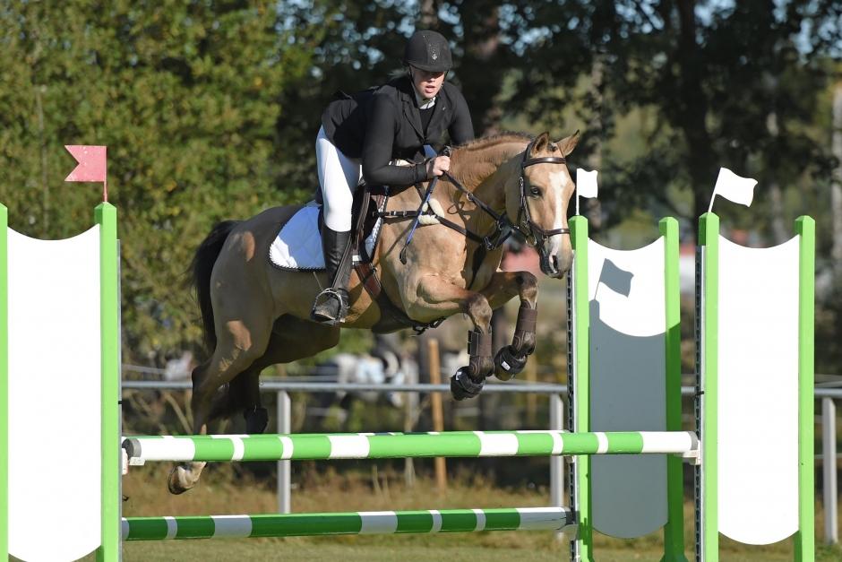 Hoppfinaler för 5-och 6-åriga ponnyer tillbaka- fyra nya segrare korade