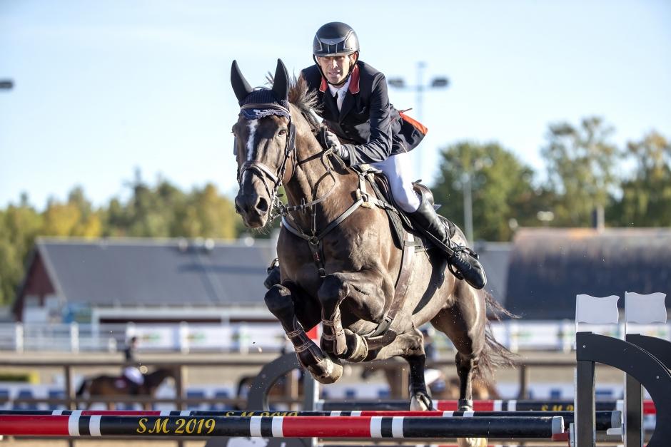 Dubbelt upp för Niklas Arvidsson i Sundbyholms 1,50