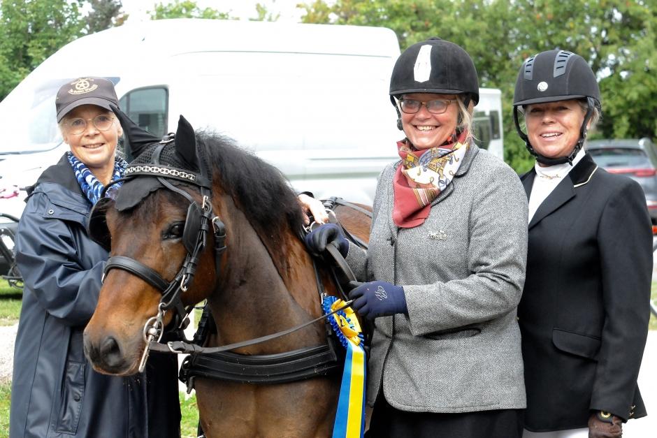 Lyckat ponnybyte för Aronsson
