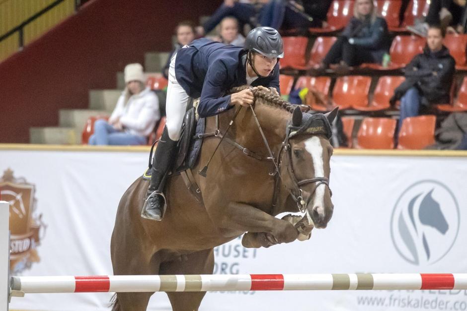 Thelma Hästak toppade 7-årskvalet