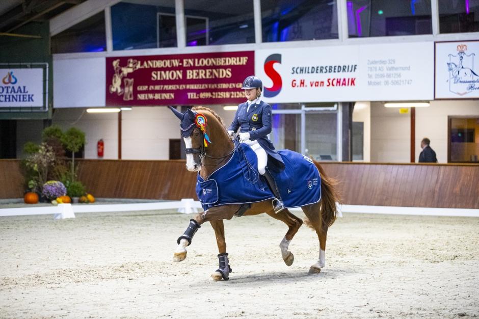 Svensk seger i internationell Grand Prix Special