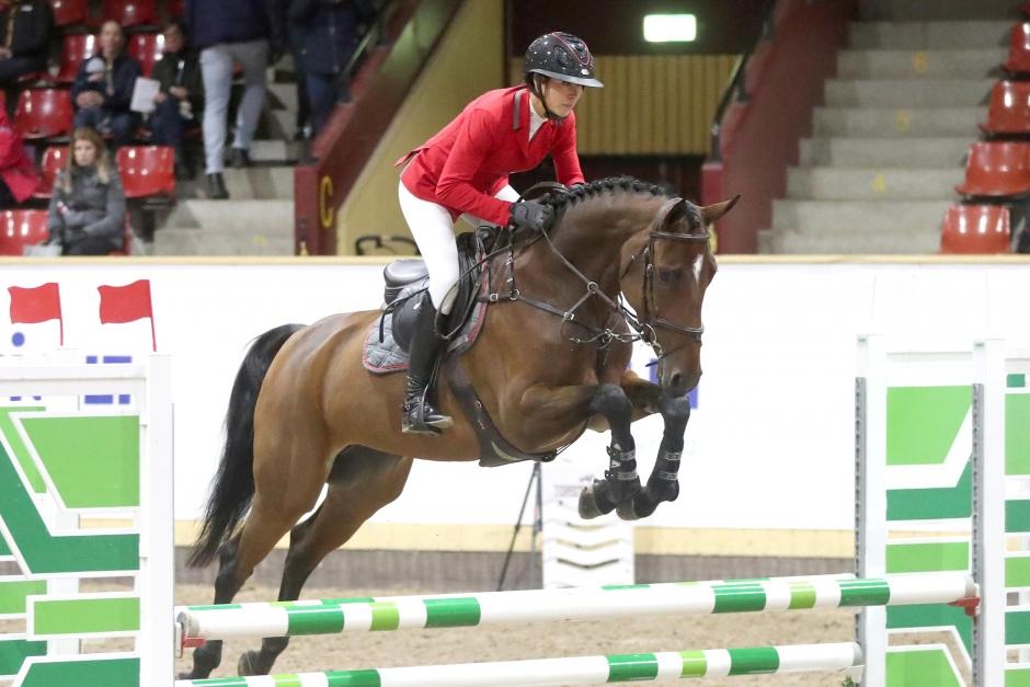 """Sofia Farman """"Det här var den här hästen värd"""""""