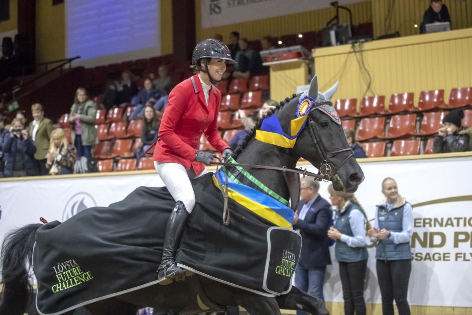 Endast unghästar på årets SWB Equestrian Weeks