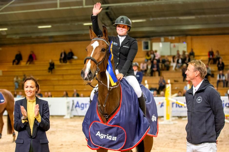 Nytt namn och ny styrning av Horse Show i Jönköping