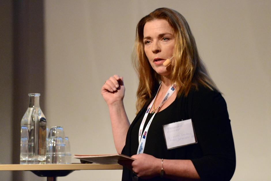 """Alexandra Mörner: """"Det är viktigt att förbundet ökar hastigheten"""""""