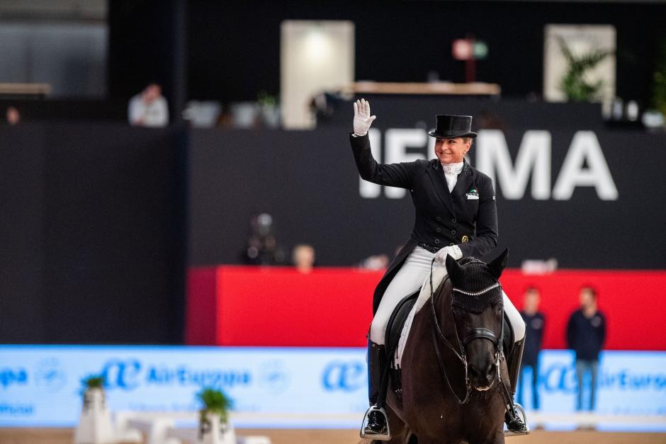Schneider segrade i Madrid