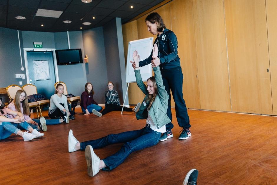 Förbundet lanserar egen satsning för unga talanger