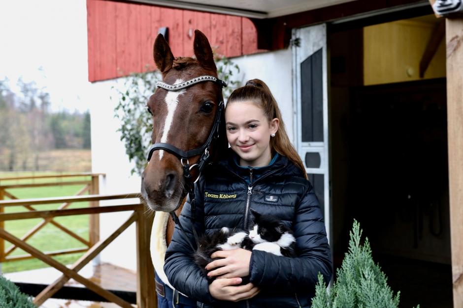 """Emma Kåberg: """"Jag fick inte stopp efter den ökade galoppen"""""""
