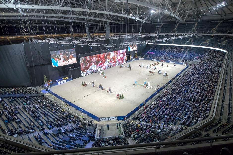 Sweden International Horse Show ställs in