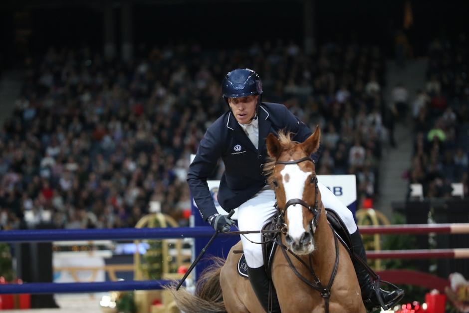 Henrik von Eckermann visade vinnarklassen