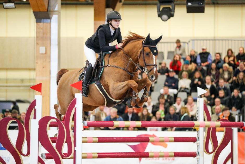 """Janelle Larsson: """"Ingen häst kommer någonsin att passa mig bättre"""""""