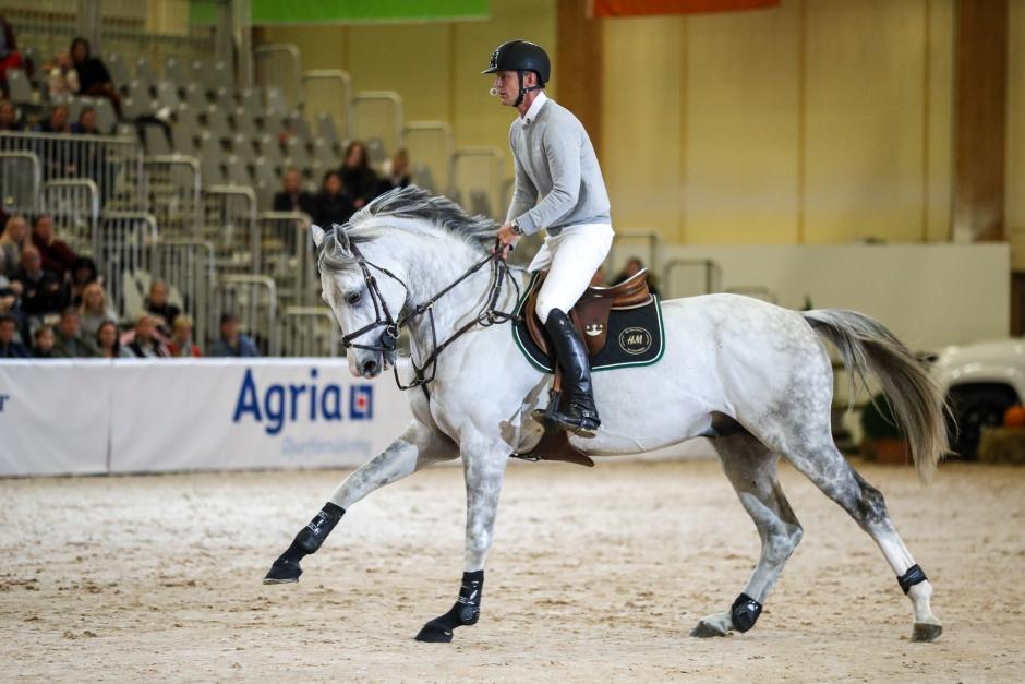 """Peder Fredricson: """"Hästen ska nästan bli som en liten boll"""""""