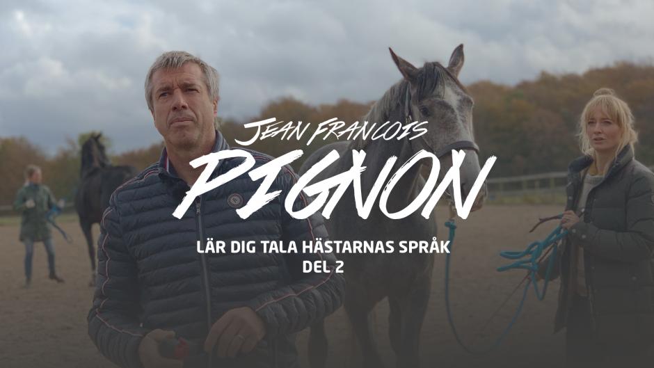 Andra delen i serien med Pignon