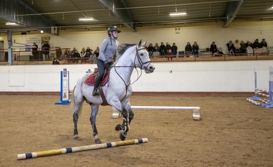 """Stephanie Holmén: """"Så hittar du dragspelet i hästen"""""""