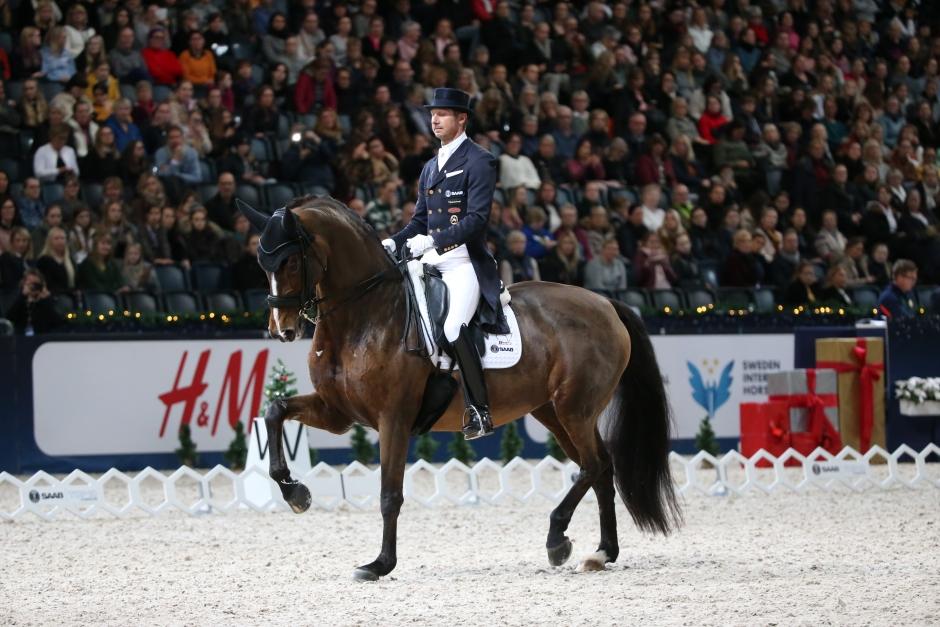 Kittel missar OS – hästen skadad