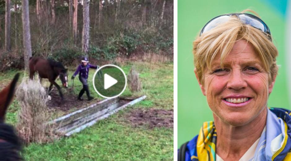 Kolla in Anna Nilssons förskola i terrängen