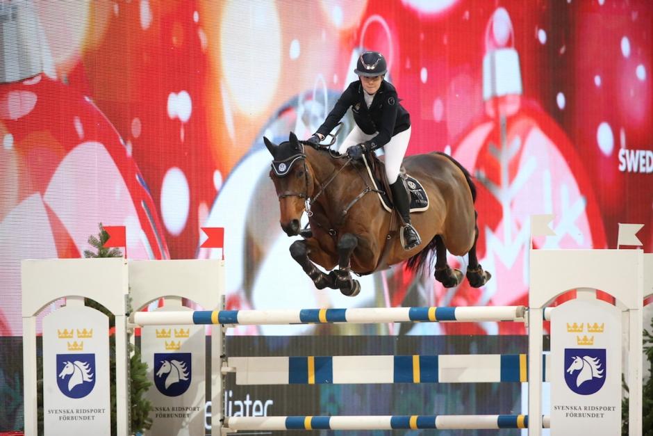 Evelina Tovek placerad i femstjärnig Grand Prix