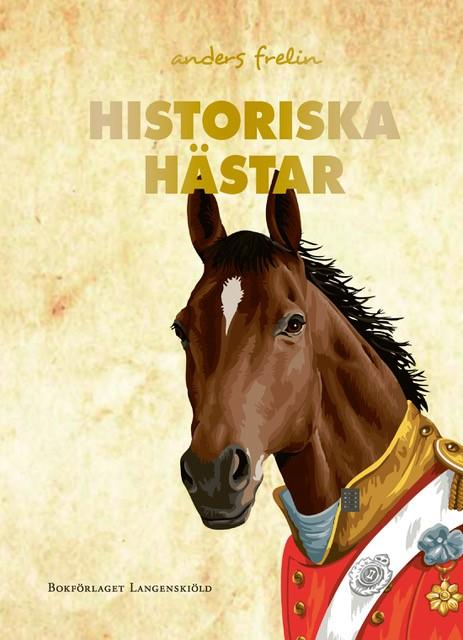 Historiska Hästar Omslag - Final