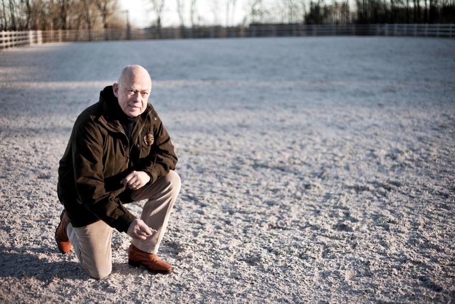 Veterinären som satte fart på svensk hoppavel