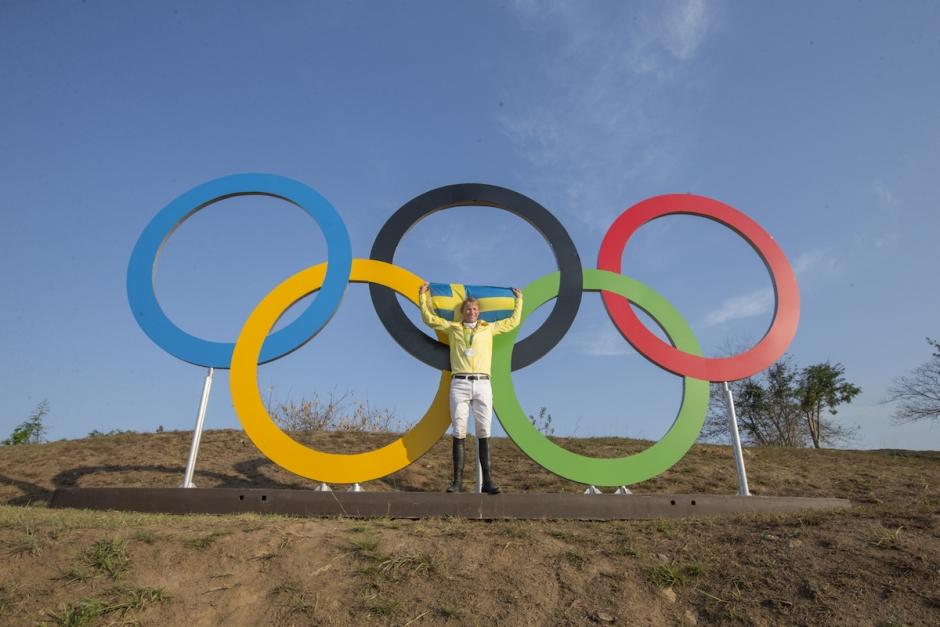 200 ryttare till OS i Paris 2024