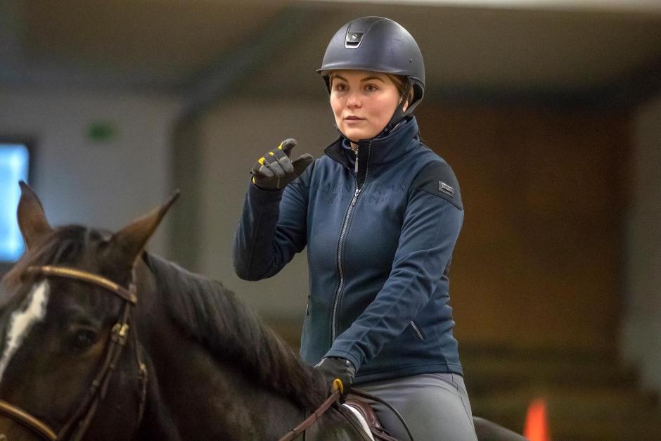 """SM-vinnaren Sissela Smith: """"Banan till bättre självförtroende"""""""