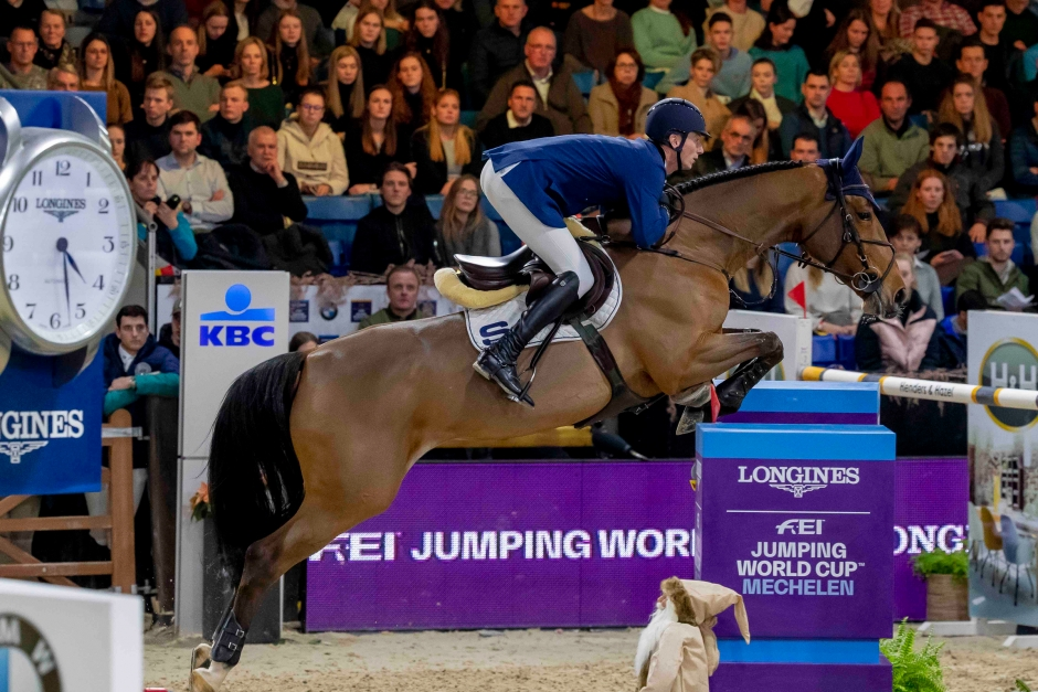 Ingen blågul dag i Mechelen – segern till Daniel Deusser