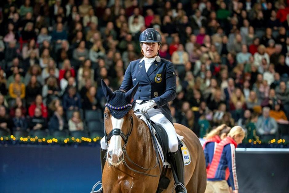 Holländsk seger i Mechelen – fyra poäng till Sverige
