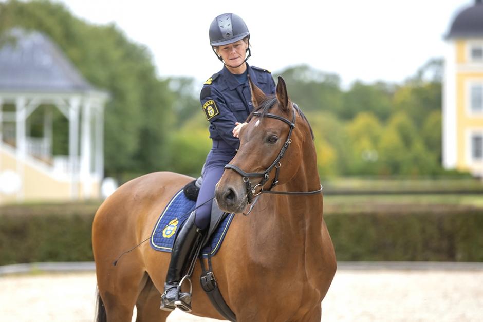 """""""Hästar är inget man håller på med bara för att det är lite roligt"""""""