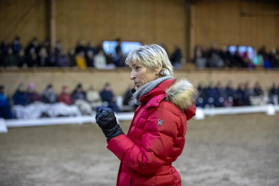 Ingrid Klimke skadad –missar OS