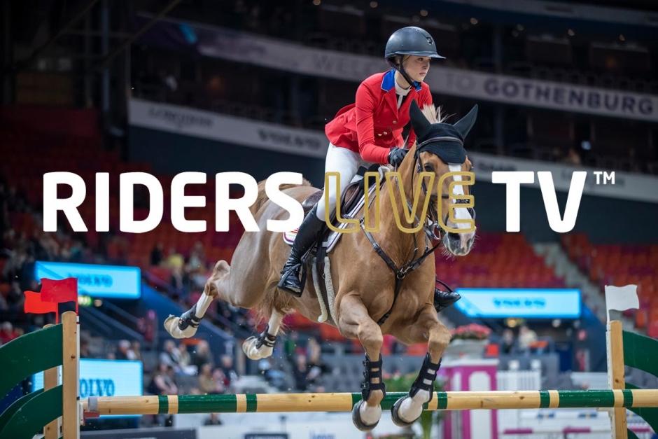 Live-tv: Följ Wellingtons tvåstjärniga Grand Prix-hoppning