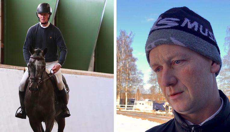 """Arnold Assarsson om sin skada: """"Inte bra än"""""""