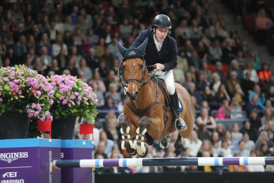 Douglas Lindelöw uppåt på rankingen efter GHS