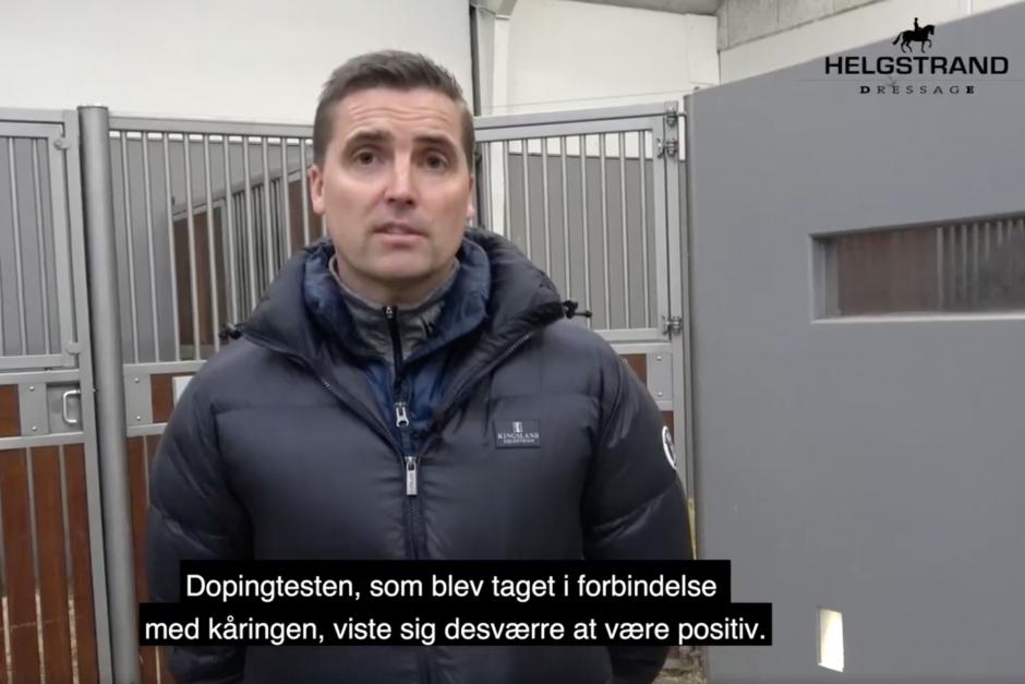 """Andreas Helgstrand: """"Det kom som en chock"""""""