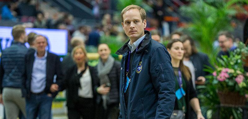 Inställd Nations Cup oroar inte hoppningens förbundskapten