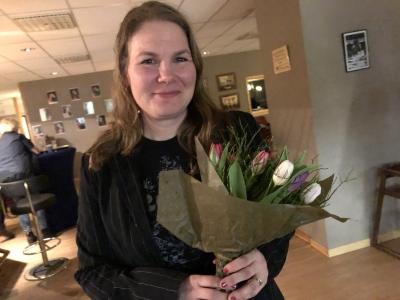 Lena Henriques Ahlström