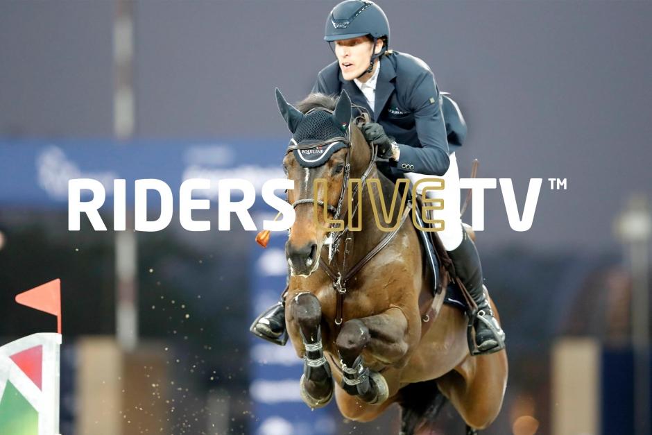 Live tv: Se kvällens GP-hoppning från Wellington
