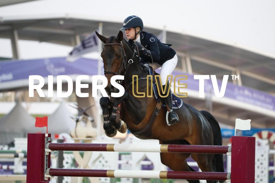 Live tv: Direkt från Dohas 1,60-hoppning