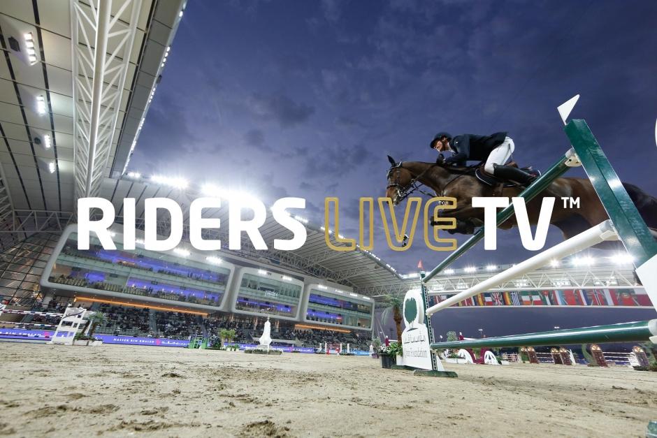 Live tv: Här följer du lördagens 1,60-klass i Doha