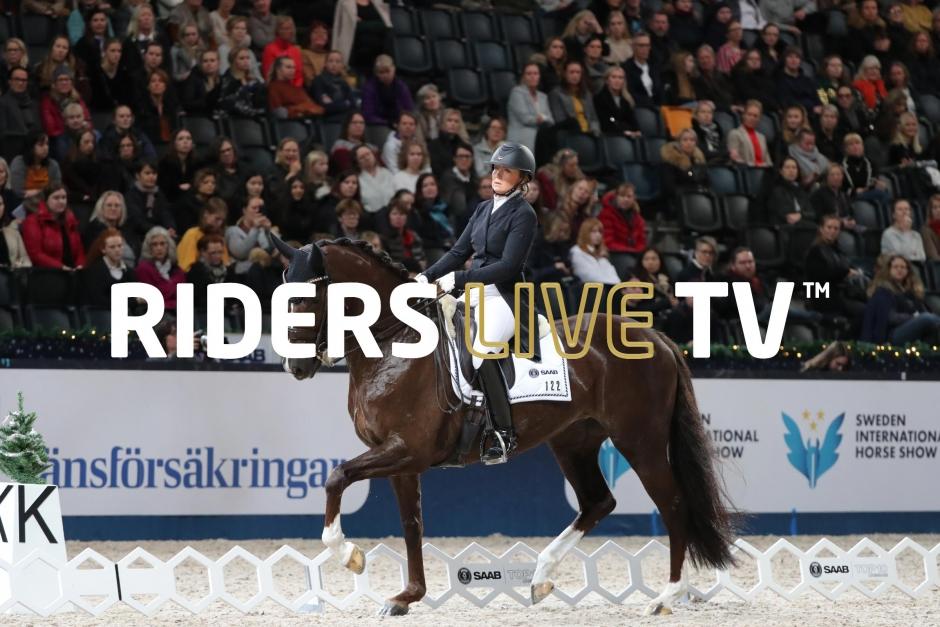 Live tv: Johanna Du Boje först ut i Dohas Grand Prix dressyr