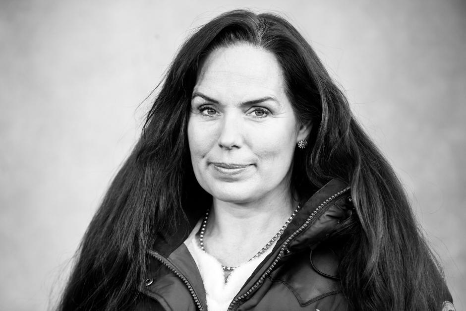 Sigrid Bergåkra till sjukhus efter trafikolycka