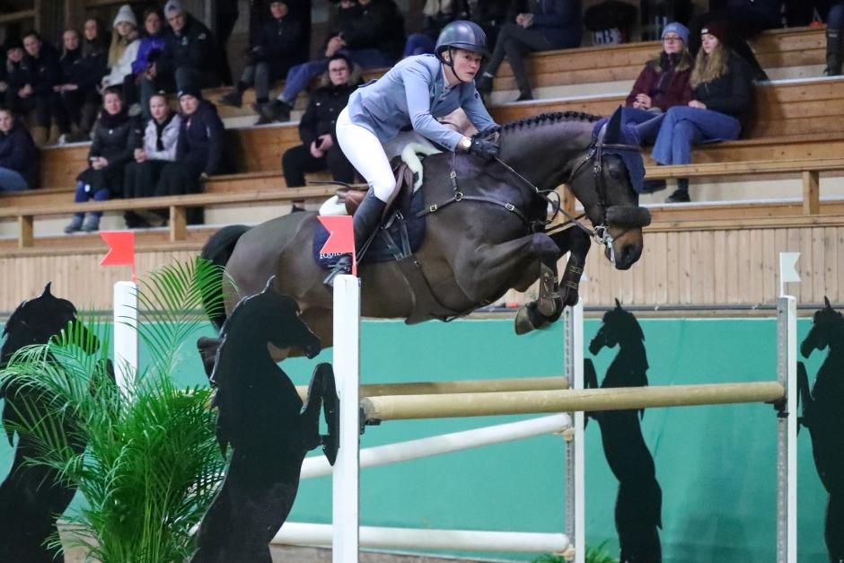 """Emma Emanuelsson: """"Att göra resan med varje häst är väldigt speciellt"""""""