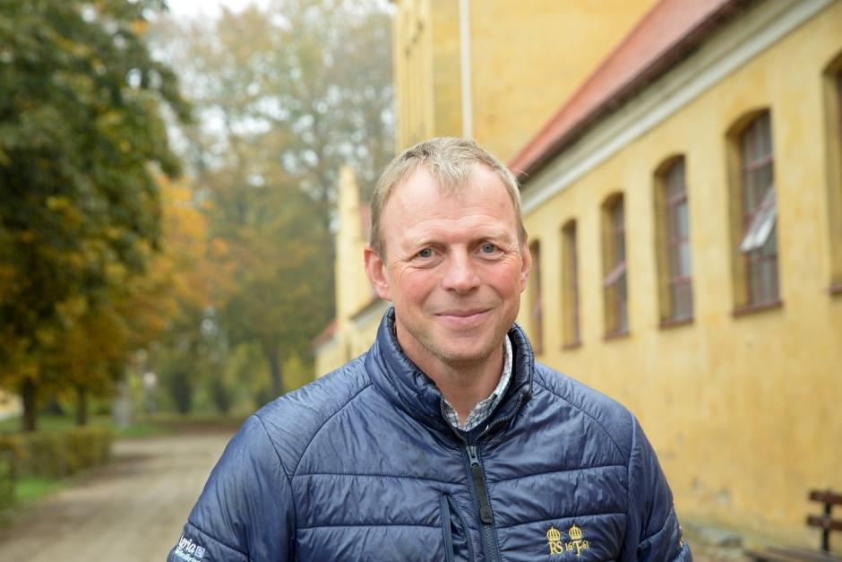 Jens Fredricson är tillbaka och satsar mot mästerskap