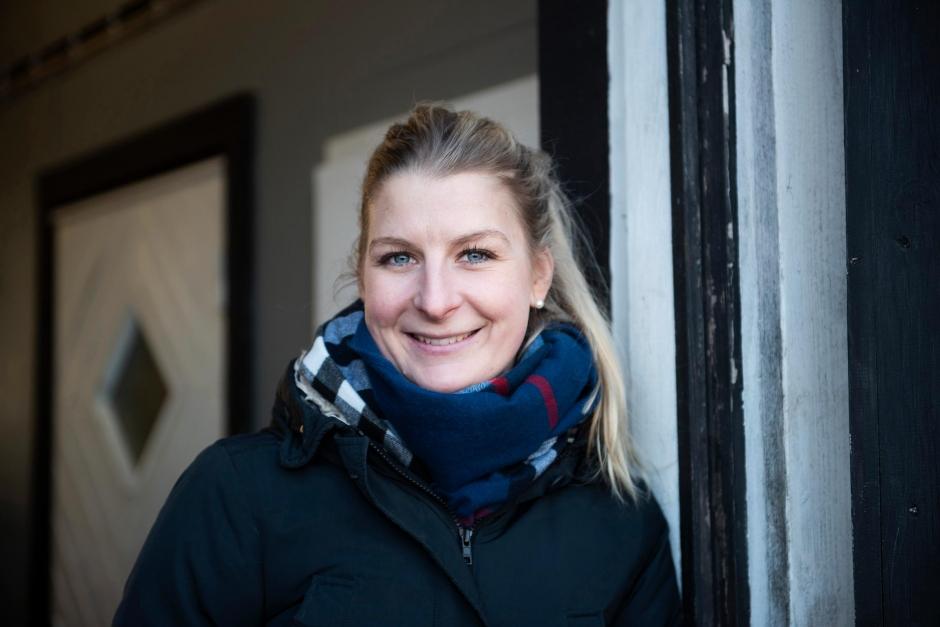 """Angelica Byström: """"Därför använder jag longeringscirkel"""""""