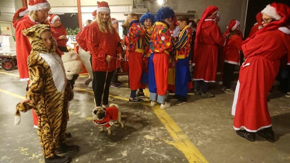 """Johannas blogg: """"Tror på julstämning i Friends arena"""""""
