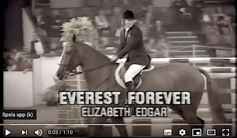 Brittiska legendaren Liz Edgar död