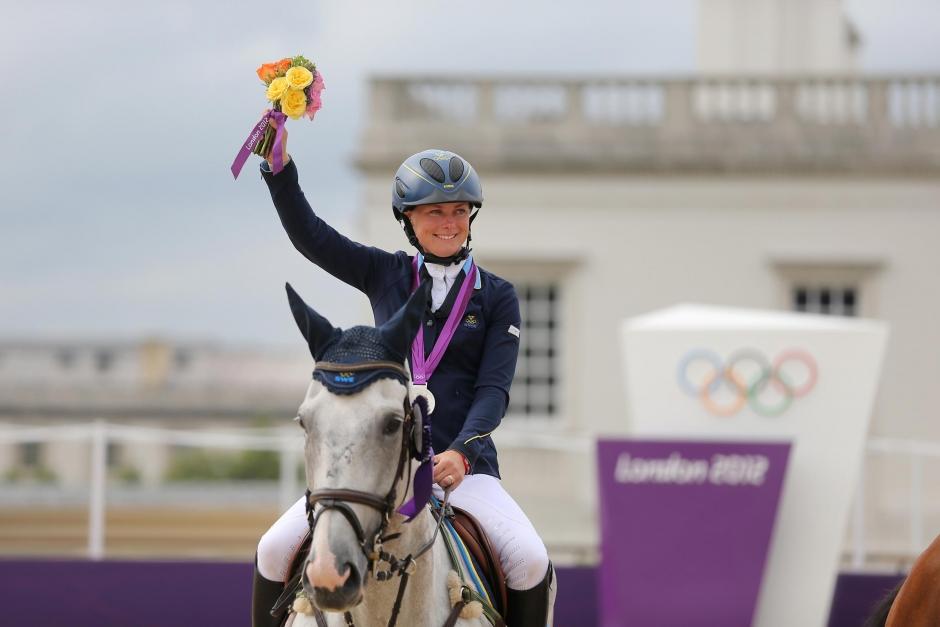 Sara Algotsson Ostholts OS-satsning dokumenteras