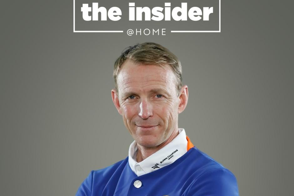 """""""The Insider"""" med Peder Fredricson"""