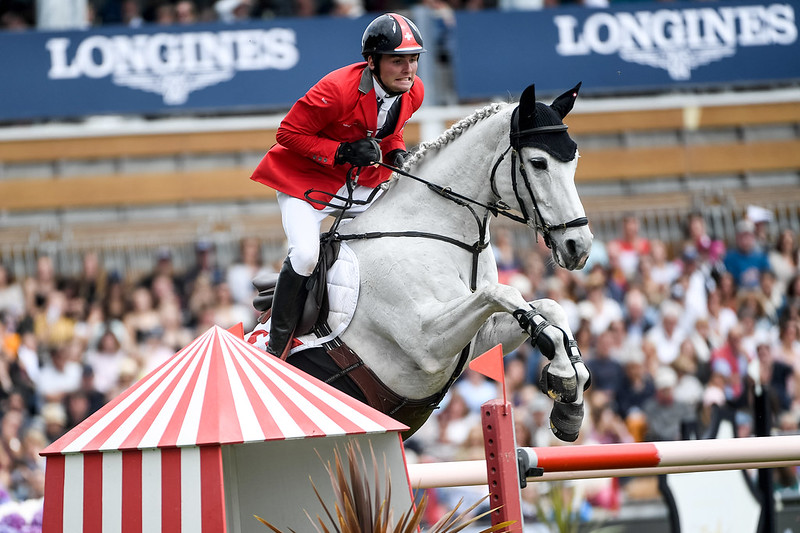 Grusade planer på tävlingar i Danmark medan andra länder är igång